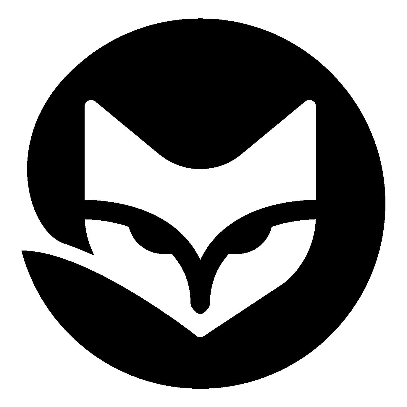 Fox Logo dark big